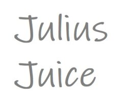 Julius Juice